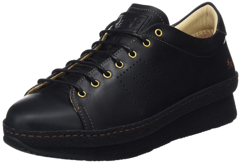 Art Grass, Zapatillas para Mujer 36 EU Negro (Black/Black Black/Black)