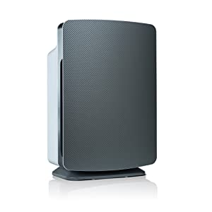 Alen BreatheSmart Classic Large Room Air Purifier - HEPA Filter for Allergies & Dust - 1100 sqft -Graphite