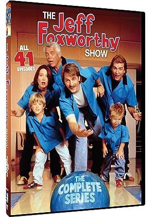 Amazoncom Jeff Foxworthy Show The Complete Series Jeff Foxworthy
