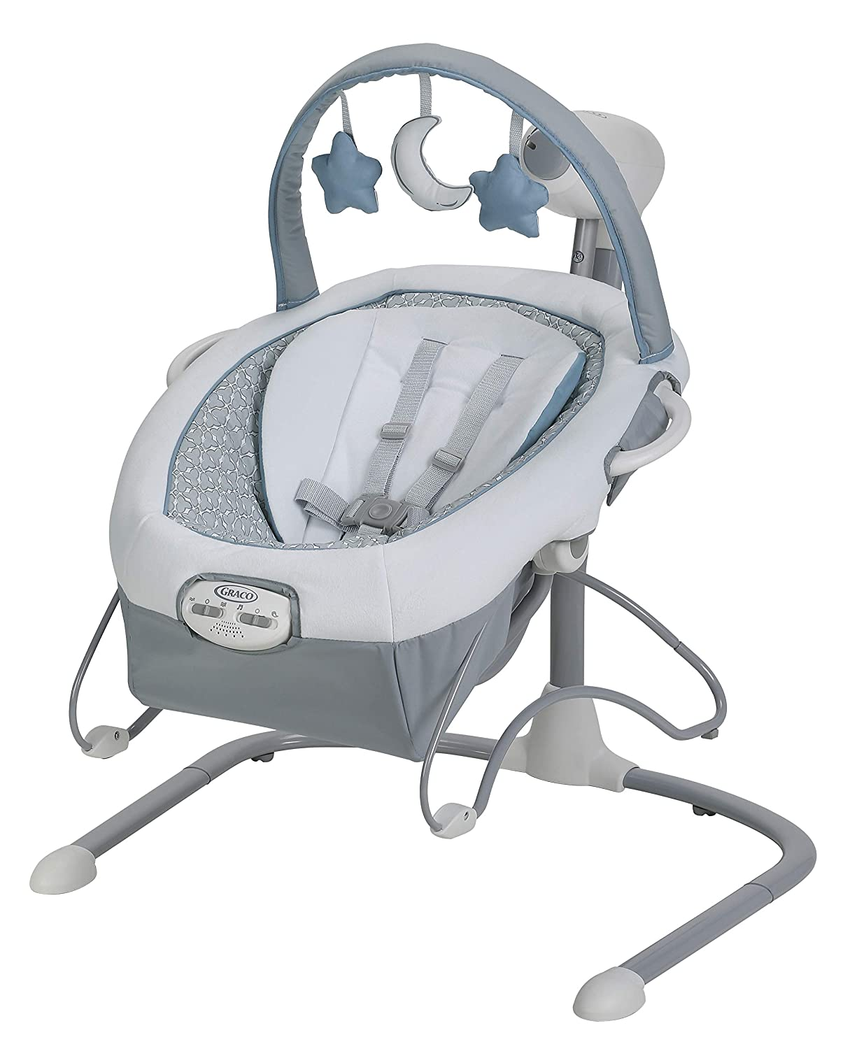 Alden Graco Duet Sway LX Swing with Portable Bouncer