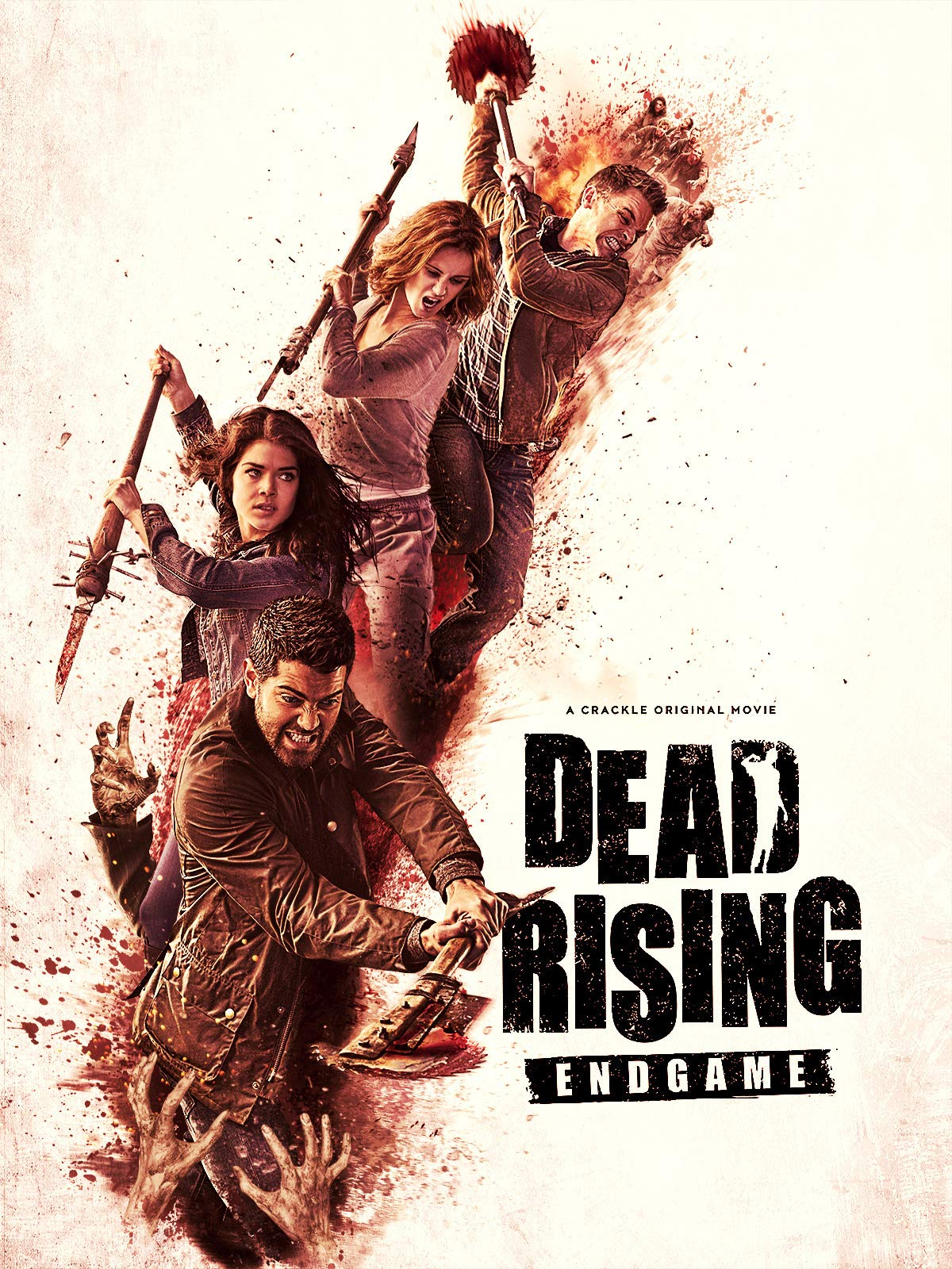 dead rising endgame full movie free
