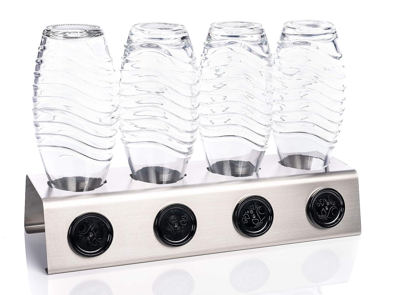 streamb Rush/® Bouteille Brosse pour 0,6/L Verre Sodastream bouteilles/ /Fabriqu/é en Allemagne
