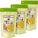 【あずき茶】ポリフェノールアップの新品種「きたろまん」使用 小豆のチカラ茶3袋セット