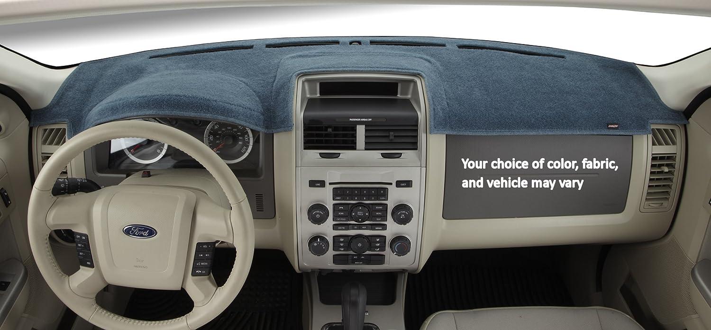 Mocha Covercraft Custom Fit Dash Cover for Select Lexus RX350 Models Soft Foss Fibre Carpet