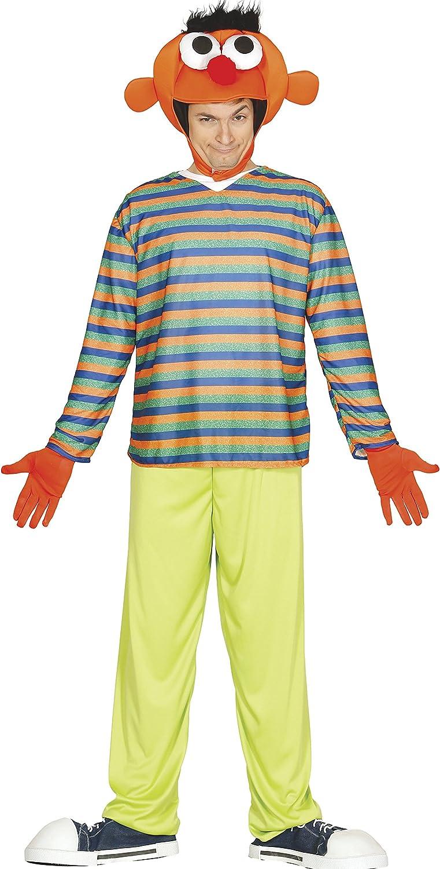 Guirca- Disfraz adulto orange man, Talla 52-54 (84420.0): Amazon ...
