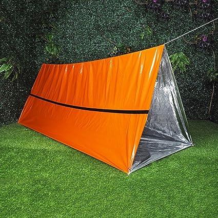 Beautyrain Notüberlebens Camping Shelter Notfälle Shelter