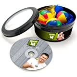 3 Balls + 3 Scarves + Instructional DVD...... The ULTIMATE Juggling Set