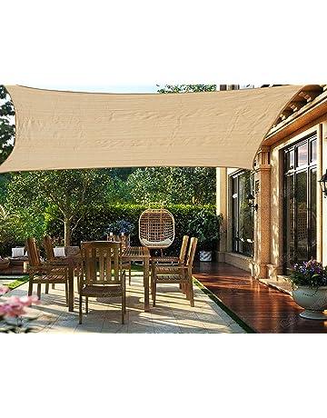 Velas de sombra para patio | Amazon.es