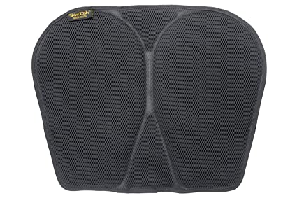 Skwoosh Classic Kayak Paddling Gel Seat Pad With Airflo Breathable And Cushioning Mesh Made In Usa