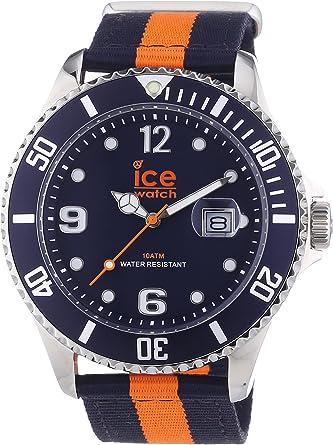 Ice-Watch Polo - Reloj de Cuarzo para Hombre, Correa de Tela ...
