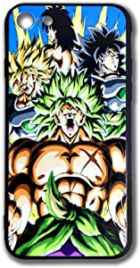 Super Saiyan Broly Full Power Dragon Ball Super Phone Case Compatible with iPhone 7 iPhone 8