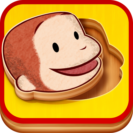 Curious George Colour - Curious About Shapes and Colors
