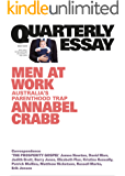 Quarterly Essay 75 Men at Work: Australia's Parenthood Trap