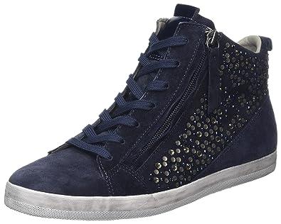 Gabor Damen Comfort High Top Sneaker