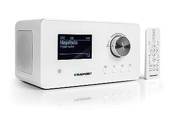 Blaupunkt IRD 30 Internetradio (DAB, Digitalradio Mit Wecker, Wlan  Küchenradio Als Badradio,