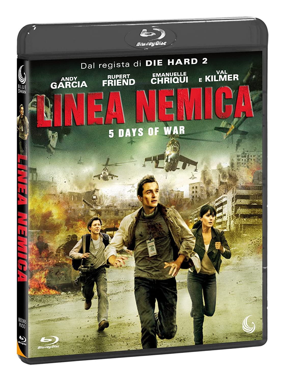 Linea nemica (2011) Full Blu Ray 1:1 AVC ITA-ENG DD 2.0