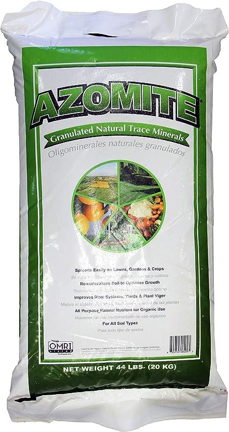 Organic Azomite Mineral Soil Additive