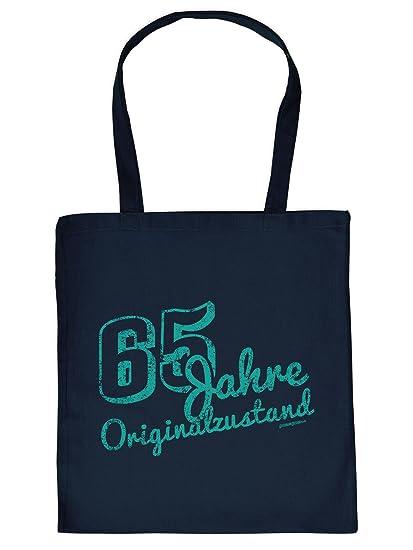 regalo 65 cumpleaños - Coole Bolsa de Regalo 65: 65 años/65 ...