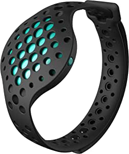 3D Fitness Tracker & Real Time Audio Coach, Moov Now:Swimming Running Water Resistant Activity Calories Tracker with Sleep Monitor, Bluetooth Smart Wristband for Android and iOS, Aqua Blue