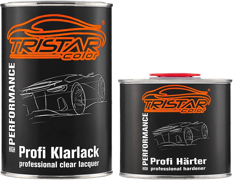 Tristarcolor 1 5 Liter 2k Klarlack Autolack Seidenmatt Hs Inkl Härter Auto