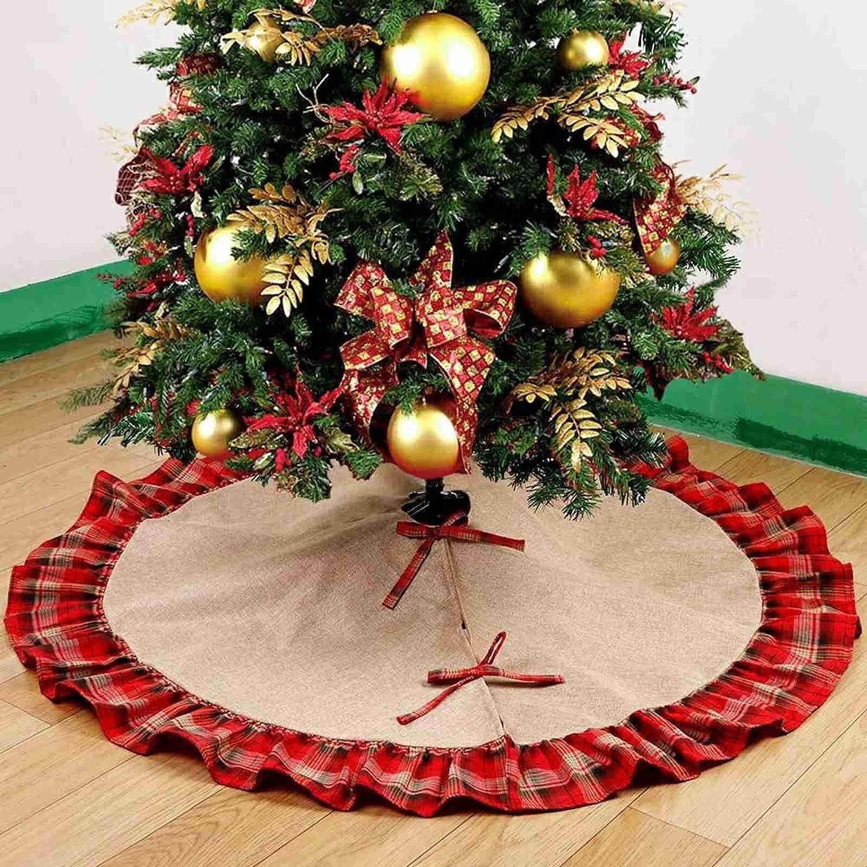 christmas tree skirts - 1000×1000