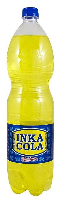 6 opinioni per Inka Cola Bibita Frizzante- 3 pezzi da 1500 ml [4500 ml]