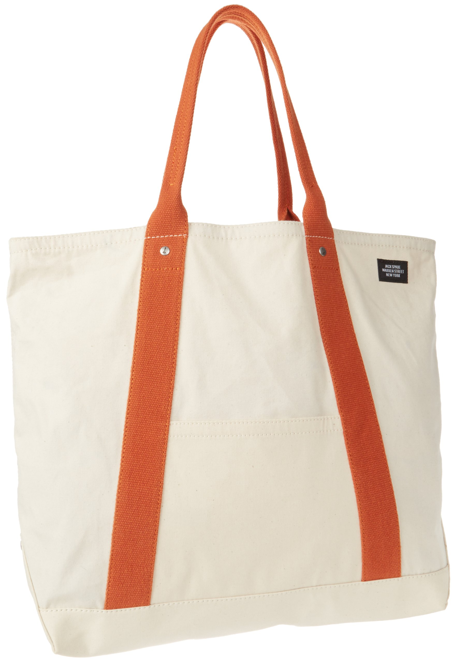 Jack Spade Reversible Dirty Beach Tote,Natural,One Size