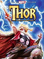 Thor Animated Movie: Tales Of Asgard