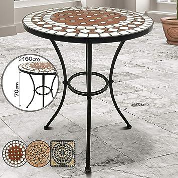 Best Table Jardin Plastique Mosaique Contemporary - House ...