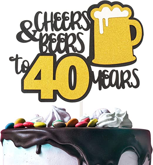 Prime Beer Centerpieces 30Th Birthday Cheers Party Decoration Beer Funny Birthday Cards Online Elaedamsfinfo
