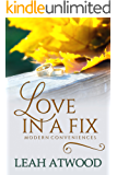 Love in a Fix: A Contemporary Christian Romance (Modern Conveniences Book 1)