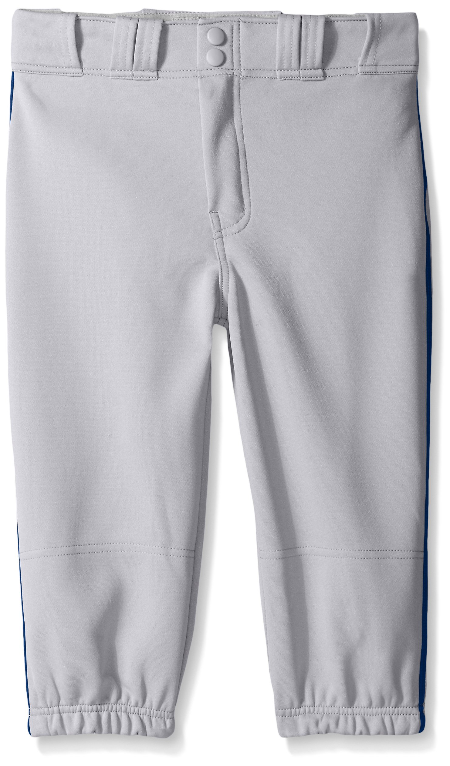 Easton Boys PRO Plus Piped Knicker, Grey/Navy, Medium by Easton