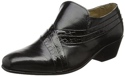 Tacón Para HombreColor De Piel Cubano Zapatos Con Montecatini IHWEDY29