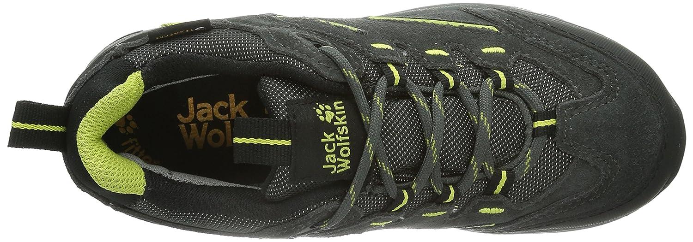 Jack Wolfskin STAR TRACK TEXAPORE 4004611-6101310 Unisex-Kinder Trekking Trekking Unisex-Kinder & Wanderschuhe cf6993