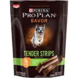 Purina Pro Plan Dry Dog Snack, Savor, Chewy Slims with Chicken Livers & Hearts