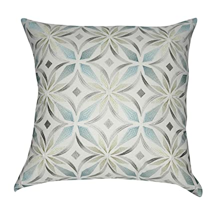 Amazon Loom And Mill Modern Floral Decorative Plush And Fluffy Mesmerizing Loom And Mill Decorative Pillows