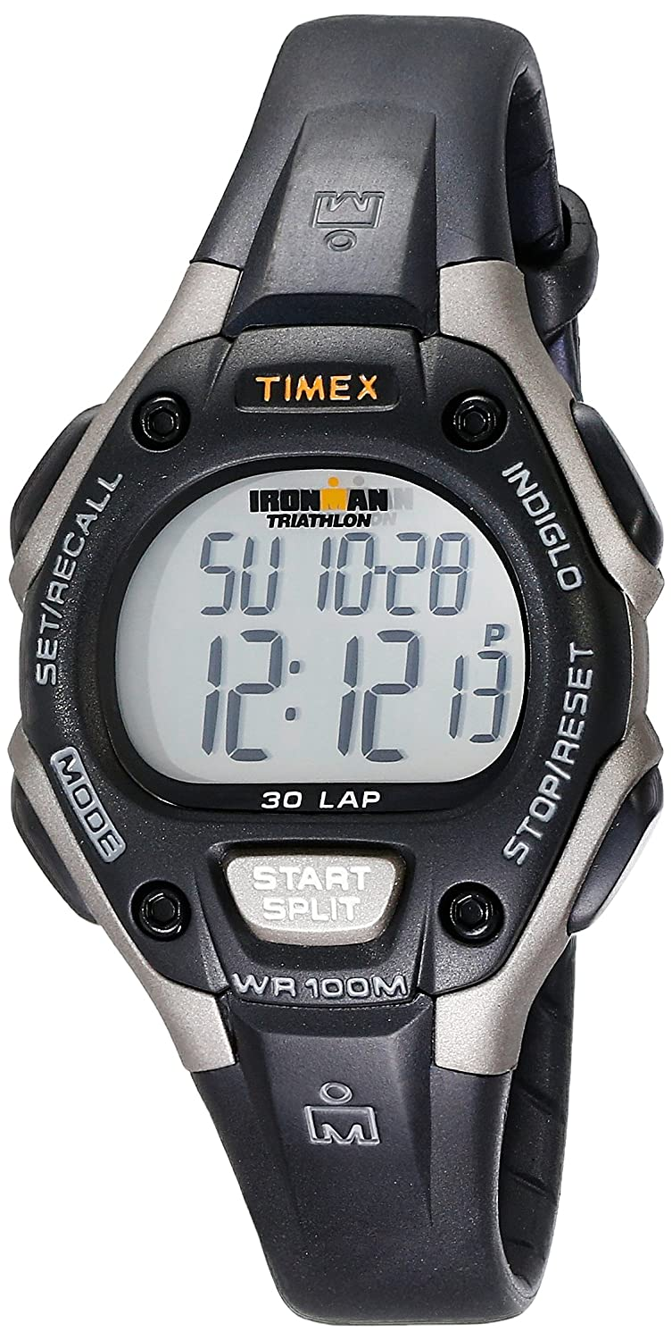 aaf545380398 Amazon.com  Timex Women s Ironman 30-Lap Digital Quartz Mid-Size Watch