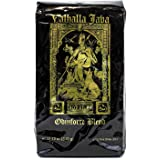 Valhalla Java Ground Coffee by Death Wish Coffee Company, Fair Trade and Organic 12 ounce bag