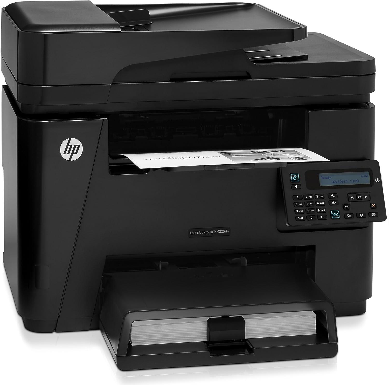 HP LaserJet Pro MFP M225dn - Impresora multifunción (Laser, Mono ...