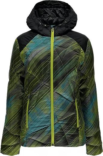 Black//Black Spyder Bernese Down Jacket X-Small