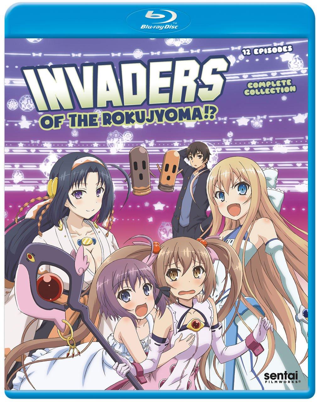 Invaders Of The Rokujyoma Edizione: Stati Uniti Italia Blu ...