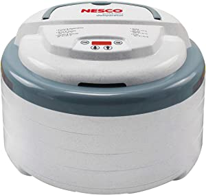 NESCO Snackmaster Digital Food Dehydrator, FD-79