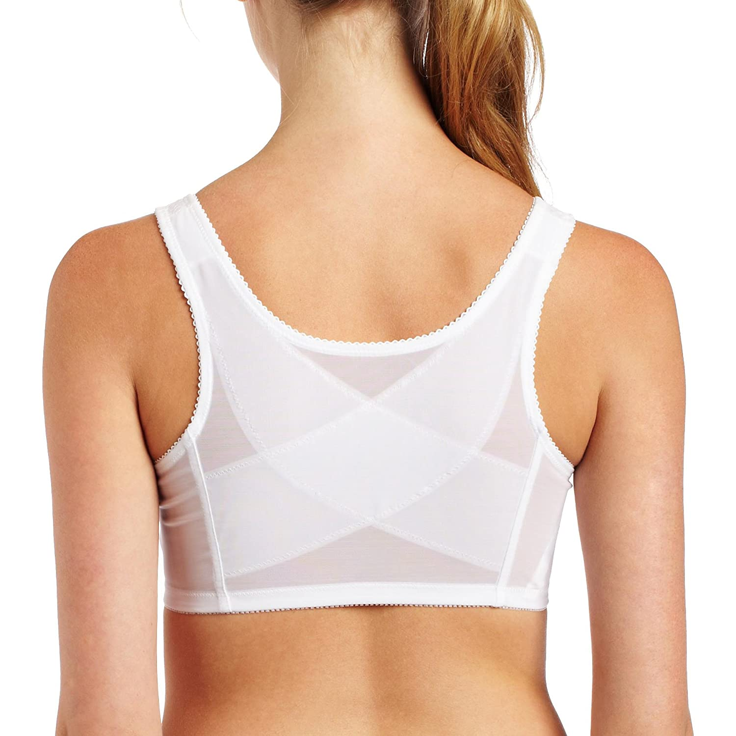 EXQUISITE FORM Womens Front Close Posture Bra #5100565