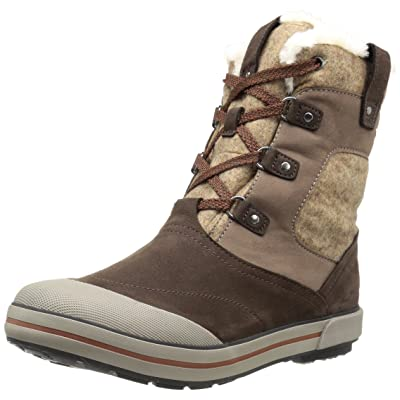 KEEN Women's elsa Premium mid wp-w Snow Boot | Snow Boots