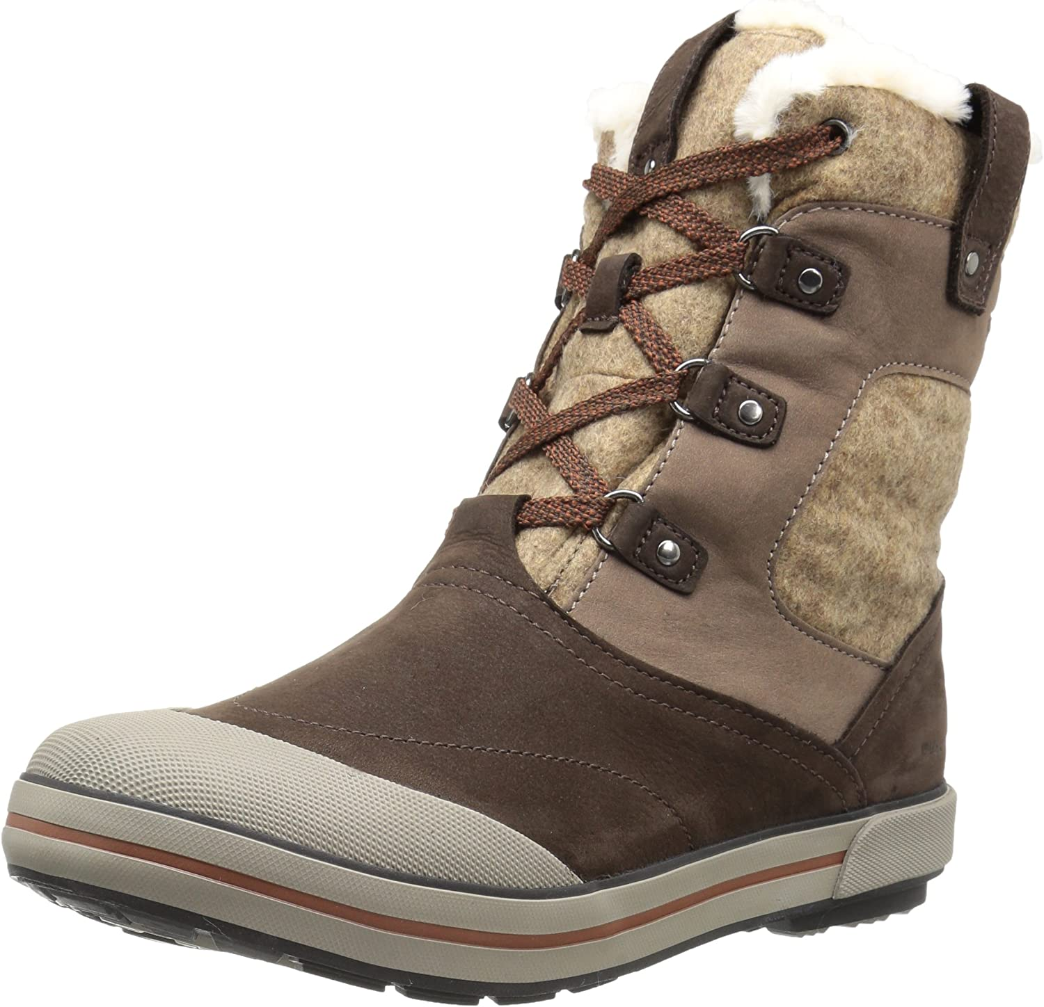 KEEN Women s elsa Premium mid wp-w Snow Boot