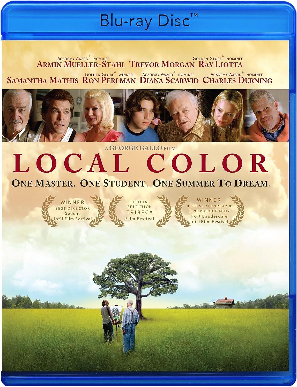 Local Color Edizione: Stati Uniti Italia Blu-ray: Amazon.es ...