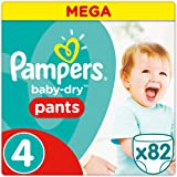 Pampers Baby-Dry Pants pañal