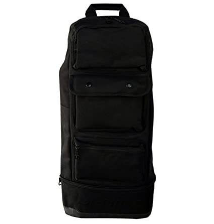 8bc55c10f3f3 Buy Li-Ning Backpack Style Badminton Kitbag with Additional Shoe Compartment  - Black Online at Low Prices in India - Amazon.in