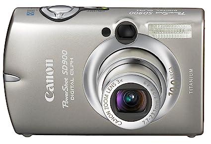 amazon com canon powershot sd900 titanium 10mp digital elph camera rh amazon com Canon PowerShot Digital Camera Canon PowerShot ELPH 115 16 MP Digital Camera