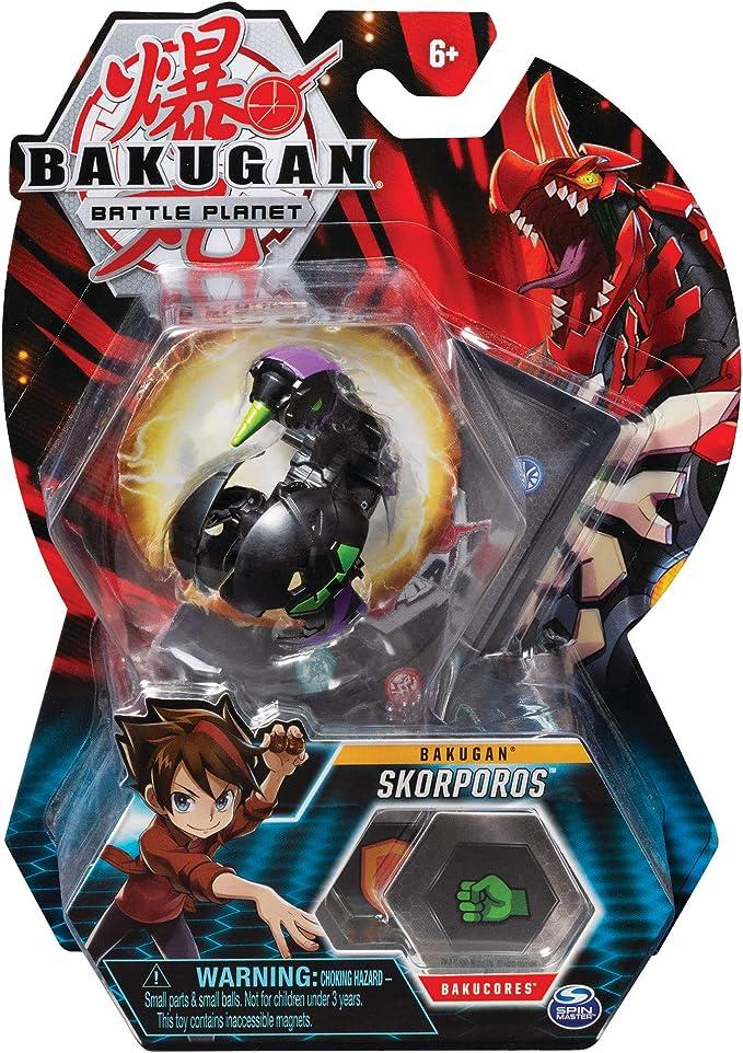 Bakugan Nillious, criatura transformable para coleccionar, de 5 cm ...